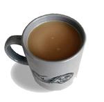 Выводим пятна от кофе с молоком