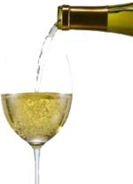 Выводим пятна от белого вина