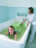 Приготовьте-ка ванну по белому…