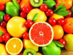 Яркие фрукты залог хорошего настроения